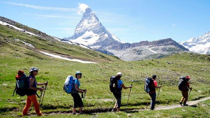 Trekking y Senderismo por Europa