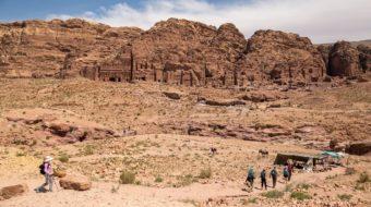 Trekking Jordania