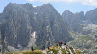 Trekking Albania