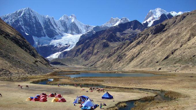 Trekking Huayhuash
