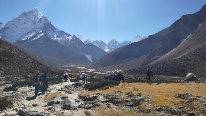 Trekking Semana Santa 2021