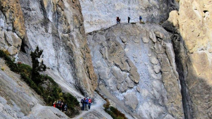 trekking annapurnas alta ruta