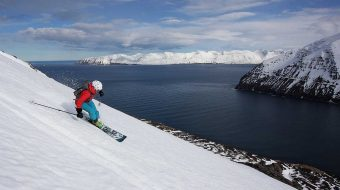 Islandia. Esquí de travesía. Semana Santa 2017