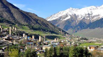 Trekking Georgia Svaneti