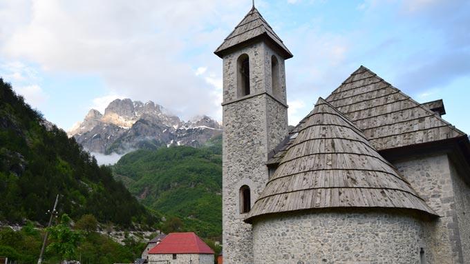 Trekking Albania Alpes Dinaricos