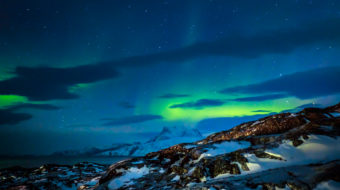 Auroras Boreales Groenlandia 2019