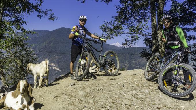 E-Bike | Rutas de Montaña con Bicicleta Eléctrica BTT