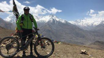 Bicicleta Eléctrica Nepal Annapurnas 2020