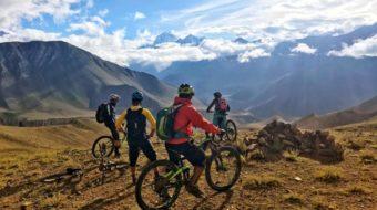 Bicicleta Eléctrica Nepal Annapurnas 2021