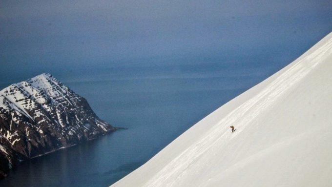 esqui en islandia