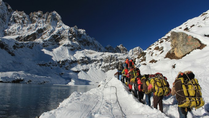 Grandes Trekking