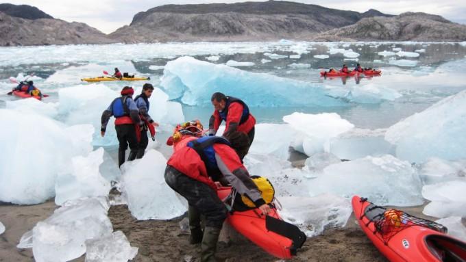 kayak groenlandia