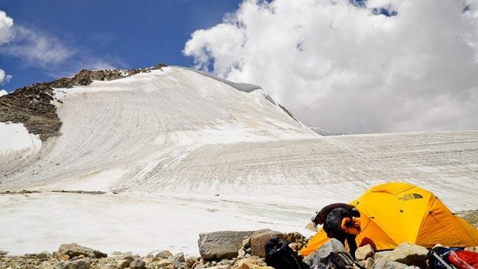 Trekking India Mentok Kangri