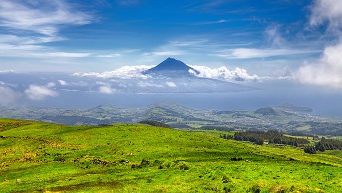 Senderismo Azores 4 Islas