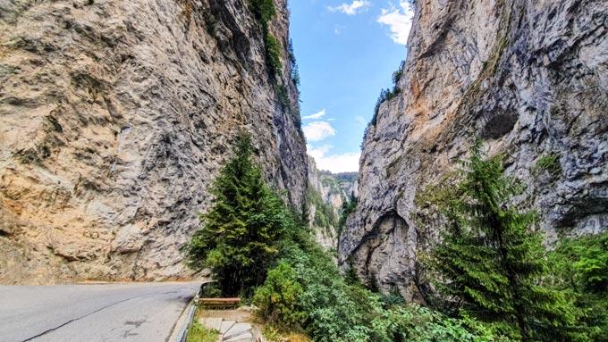 Bulgaria Rodopes Senderismo