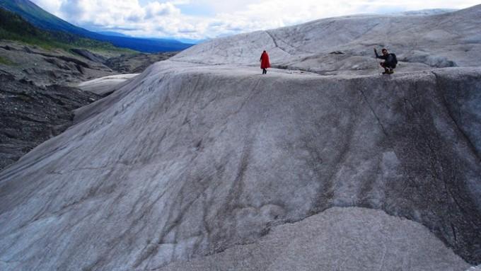 Trekking Alaska