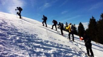 Trekking y Senderismo en Selva Negra con raquetas 2018