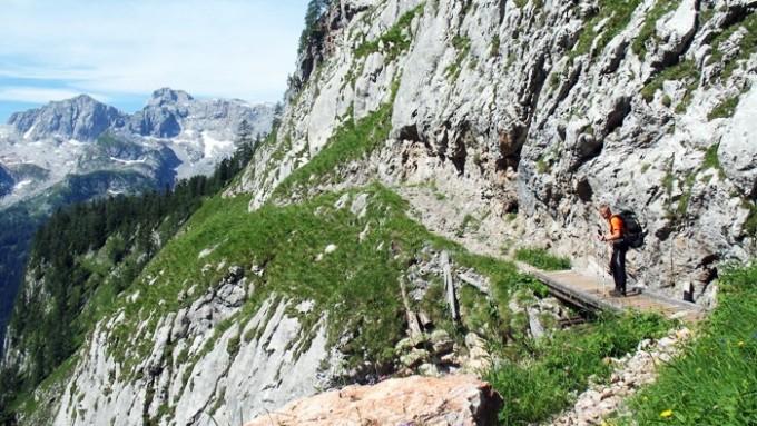 trekking alemania