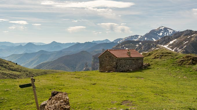 Trekking Anillos de Picos