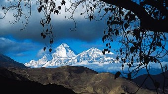 Trekking Annapurnas 2018