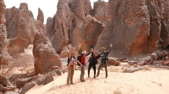 Trekking Argelia