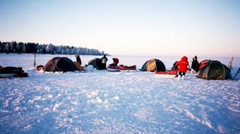 Trekking Laponia -Travesia del Baltico