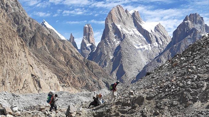 Trekking Baltoro Gondogoro