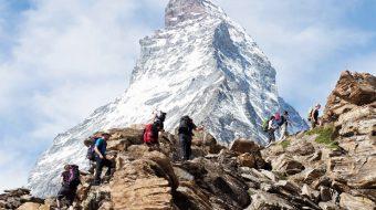Trekking Suiza