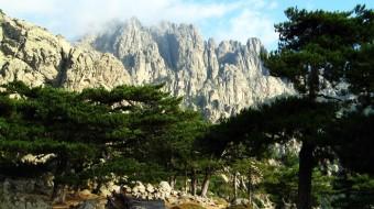 Trekking GR20 Corcega Sur