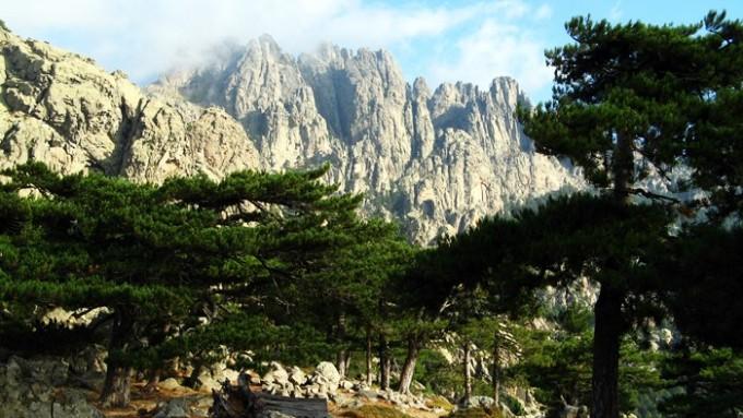 trekking gr20