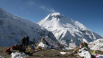 Trekking Dhaulagiri 2018