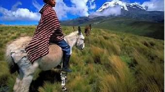 Trekking Ecuador Galapagos, montaña y selva