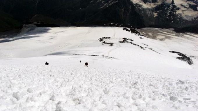 trekking Elbrus