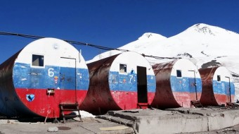 Monte Elbrus 2017
