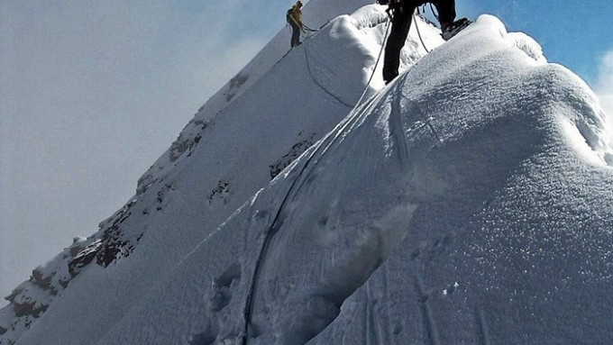Escalada Bolivia
