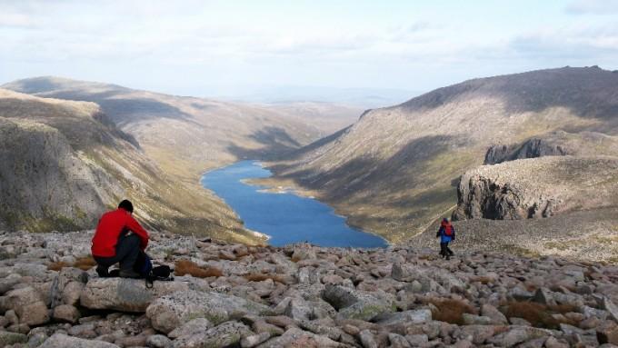 Trekking Escocia