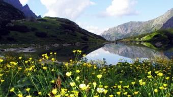 Trekking Eslovaquia Altos Tatras 2017