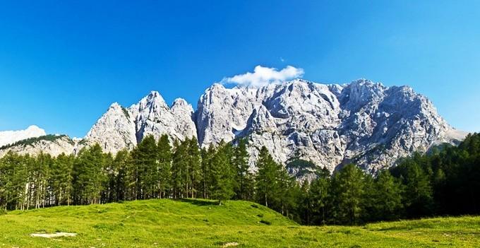 Trekking Eslovenia