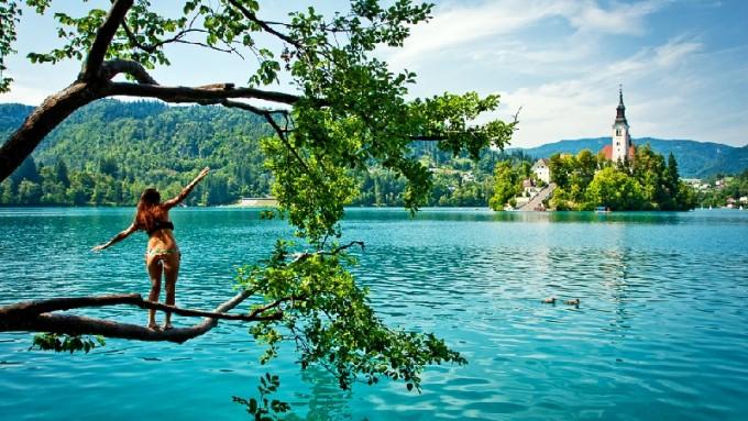eslovenia trekking
