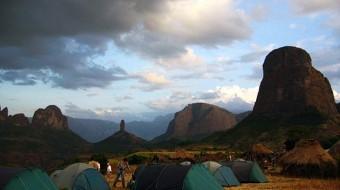 Trekking Etiopia