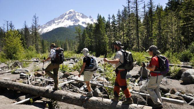 trekking estados unidos costa del pacífico