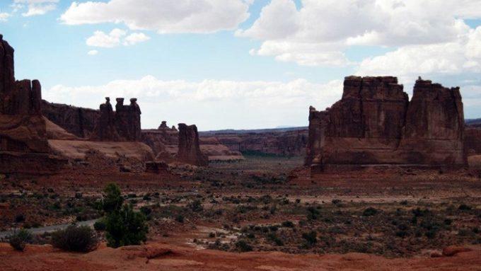 Grandes Parques Estados Unidos