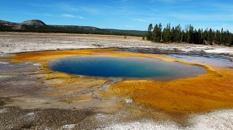 Trekking Yellowstone 2020