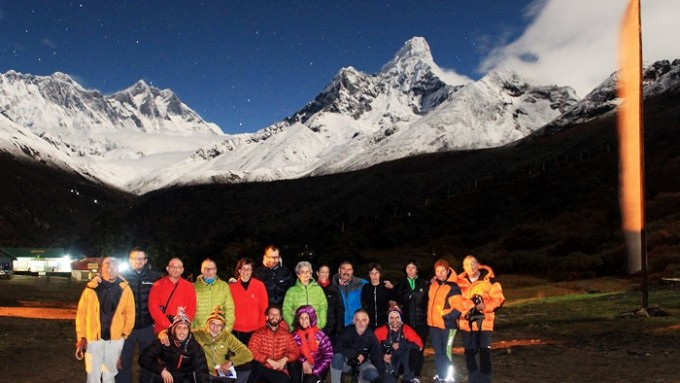 Trekking Everest Alta Ruta