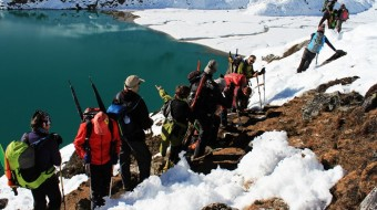 Trekking Everest Alta Ruta 2017
