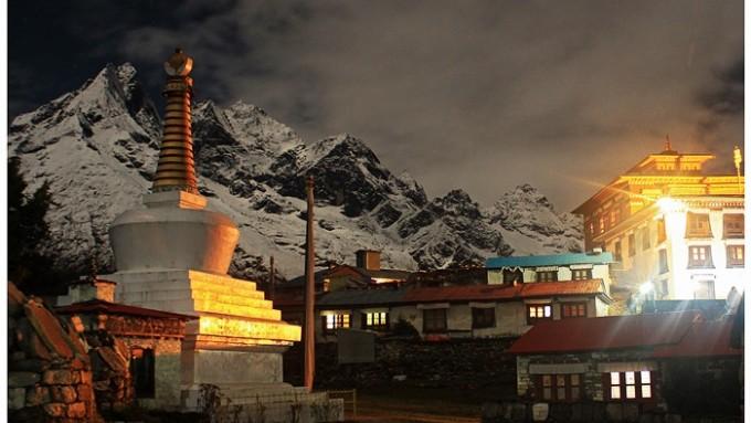Trekking Everest