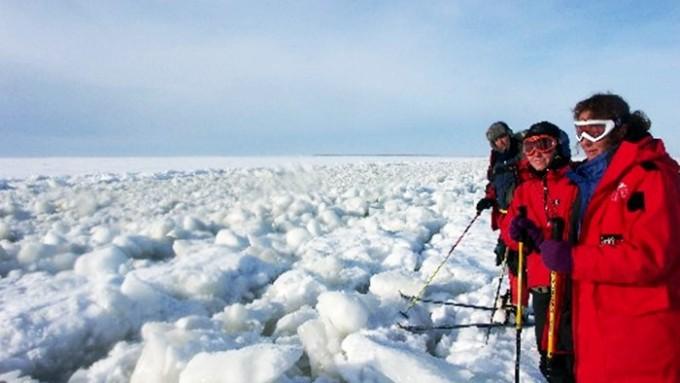 Trekking Finlandia