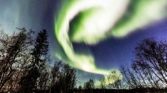 Auroras Boreales Groenlandia 2017