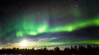 Islandia Auroras Boreales Navidad 2018