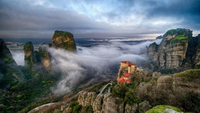 Trekking Grecia